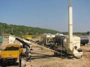 Asphalt drum mix plant,  S.P.Enterprise - India
