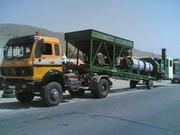 Mobile Asphalt Mixing Plant,  Drum Mix Plant,  Hot Mix Asphalt Plant