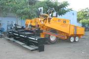 Asphalt road Paver finisher machine,  paving equipment