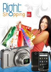 The shopping burst to go gaga online
