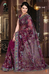 maker and Embroidery designers for Fancy Sarees n Saree Lace in surat