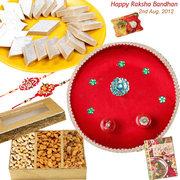 Rakhi Gifts Hampers,  Send Gifts Hampers for Rakhi to India