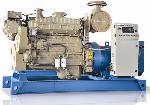 Used marine diesel generator sale 10kva to 500kva in Ahmedabad-india b