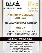 3BHK Flats In Gurgaon