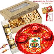 Send Rakhi Gifts Hampers for Rakhi to India