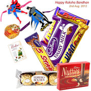 Last Minute Rakhi Gifts still possible,  thanks to efficient portals