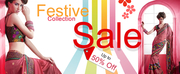 AdahFashions.com - Rakshabandhan Sale at 15% OFF