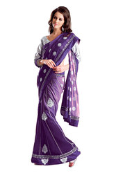Bollywood Designer Saree, Fancy Look Stylish Saree