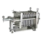 Filter Press,  Ribbon Blender and Tray Dryer