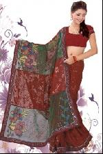 Maker and Embroidery Designers for Fancy Sarees in Surat-India