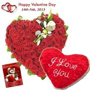 Send Valentine Gifts to India,  Valentine Day Gifts Online