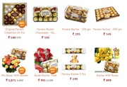Send Chocolate Gifts to India from Online Shopping Store