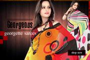 AdarshSarees.com - Latest Printed Sarees Collection