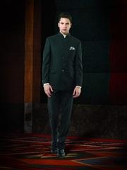 Designer Western Shwerwani Suit