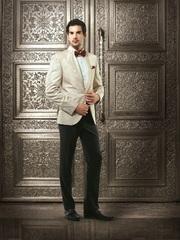 Collared Shwerwani Suit
