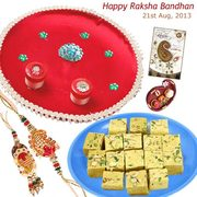 Send Rakhi to India with Rakhi Gifts for your loved ones