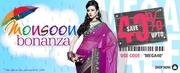 SimpleSarees.com - Monsoon Sarees Sale Online