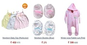 Baby Clothes and Shoes in Affordable Price at Infibeam.com