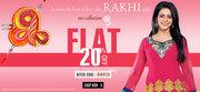SheBazaar.com - RakshaBandhan Special Sale