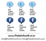 Twitter Facebook Linkedin Youtube GooglePlus Promotion