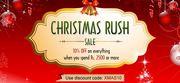 HDBazaar.com - Christmas Discount Sale