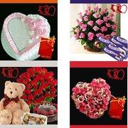 Send Valentine Midnight Delivery to India on Valentine Day 2014