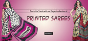 Buy Designer Party Wear Sarees Online @ Cheap Prices – ShiboriFashion