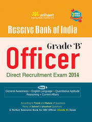 Buy RBI Bank Officer garde B Examination Book Online