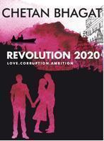 Revolution 2020 book by Chetan Bhagat
