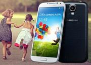 Samsung Galaxy S4  (Silver-66759