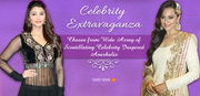 Bollywood Celebrity Replica Suits at Discounted Prices – Simmaya.com