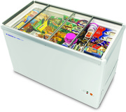 Voltas Metal Top Freezer in Ahmedabad | Mangaldeep Sales