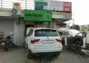 Ac work of luxurious car in ahmedabad | Deep Auto