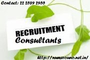 Recruitment Consultants the Real Agent of Growth by Numerouno