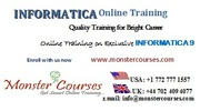 ETL Informatica Online Training with placements