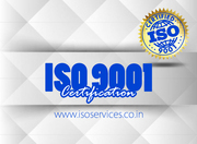 The Philosophy Of Iso Certification In India