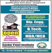Sardar Patel Institute of Management Science & Technology – (Sun Mars)