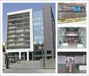 For rent fully furnished 3 Office Sharing On Rent Urgently
