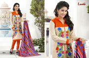 Dress Material Online Shopping,  Cotton dress material,  Indian dress
