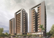 Get ready position 3 bhk flats in Gota with affordable price
