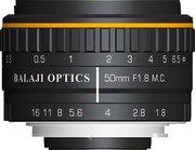 BALAJI OPTICS |  F-MOUNT MACHINE VISION LENS
