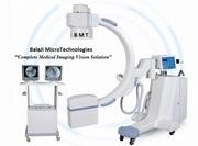 | C-ARM CAMERA | MEDICAL IMAGING SYSTEM | MACHINE VISION
