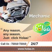 Holaa Mechanic At Your Doorstep