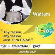 Waiter Service in Ahmedabad