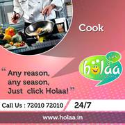 Cook  Service in Ahmedabad