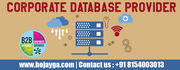 Why Corporate Database in Delhi is Better ??