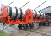 Counter Flow Asphalt Plant