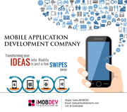 Best Mobile App Design & Development Company in Ahmedabad India