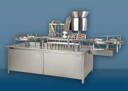 Liquid Filling Machine - LIQFILL-100 IR MOTION