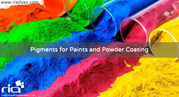 RIA Dyes and Chemicals Co. Offer Top Quality Pigments and Dyes